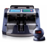 AccuBANKER AB 1100 PLUS UV/MG Contadores de notas