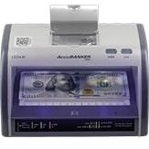 AccuBANKER LED430 Detectores de falsificaciones